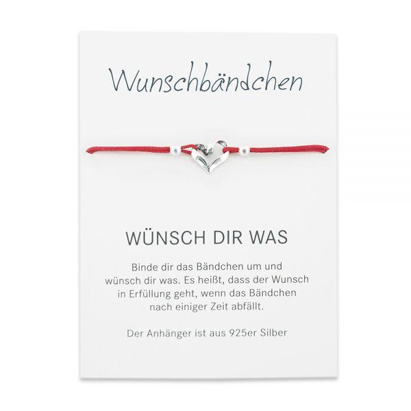 """Wunsch-Armband """"Herz"""""""