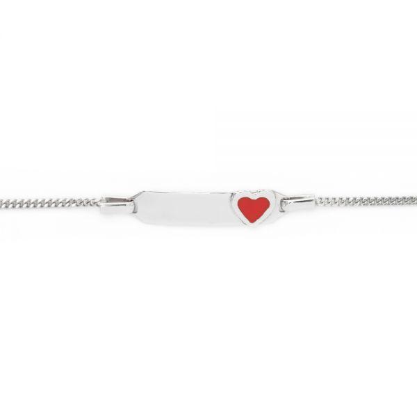 Gravur-Armband mit Herz
