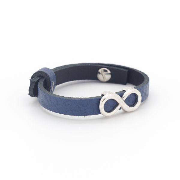 Verstellbares Infinity Armband