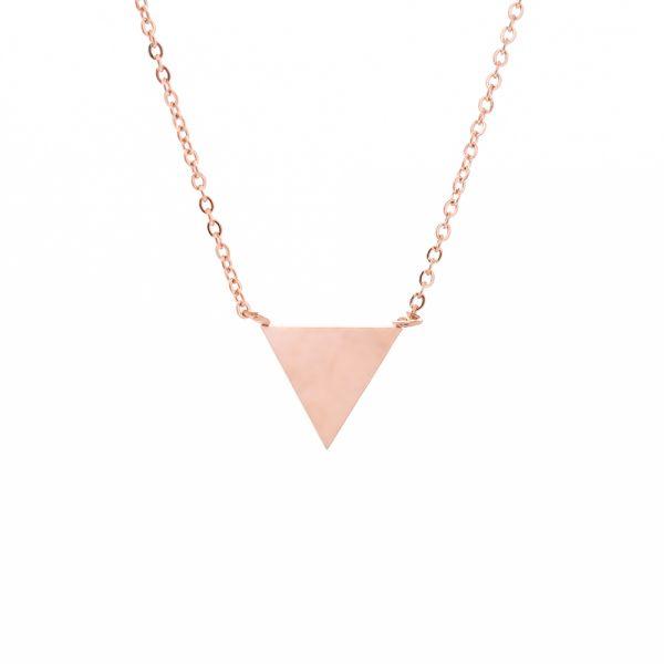 Kette Triangel mit Gravur