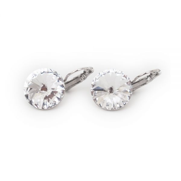 Wunderschöne Ohrhänger mit Kristallsteinen