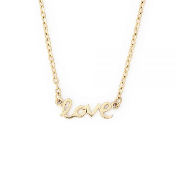 """Halskette """"love"""""""