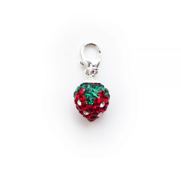 Charm »Erdbeere«